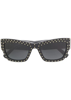 Versace studded sunglasses