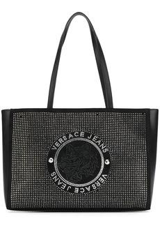 eec503d891f0 Versace studded tote bag