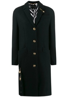 Versace tailored coat