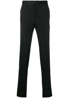 Versace tailored tapered trousers