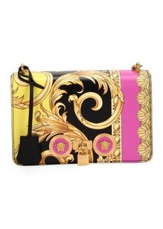 Versace The Goddess Vitello Leather Crossbody Bag