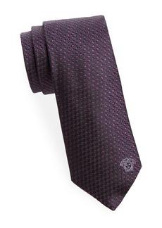 Tossed Versace Silk Tie