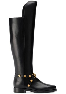 Versace Tribute knee-high boots