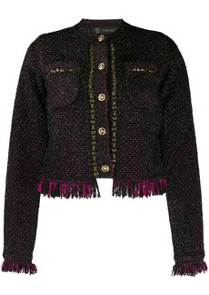 Versace tweed jacket