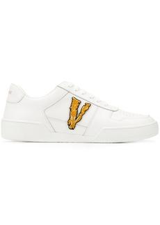 Versace V detail sneakers