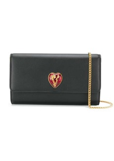 Versace V-mine evening bag