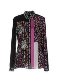 VERSACE - Floral shirts & blouses