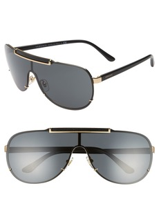 Versace 40mm Shield Sunglasses