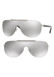 Versace 40mm Shield Sunglasses
