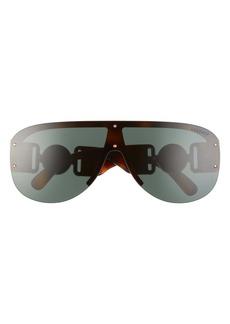 Versace 48mm Shield Sunglasses
