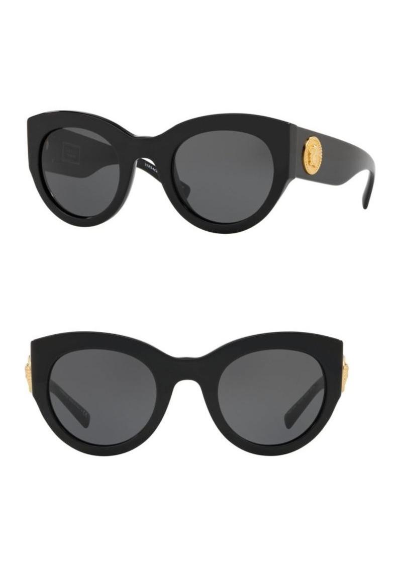 f0d68727a1 Versace Versace 55mm Cat Eye Sunglasses