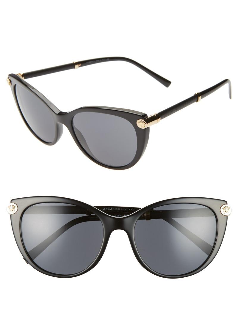 fc70a19dff Versace Versace 55mm Cat Eye Sunglasses