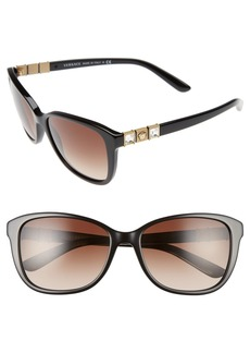 Versace 57mm Sunglasses