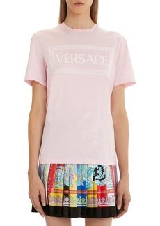 Versace '90s Logo Tee