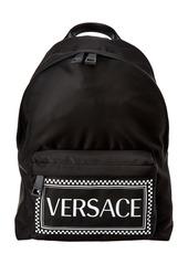 Versace 90S Vintage Logo Backpack
