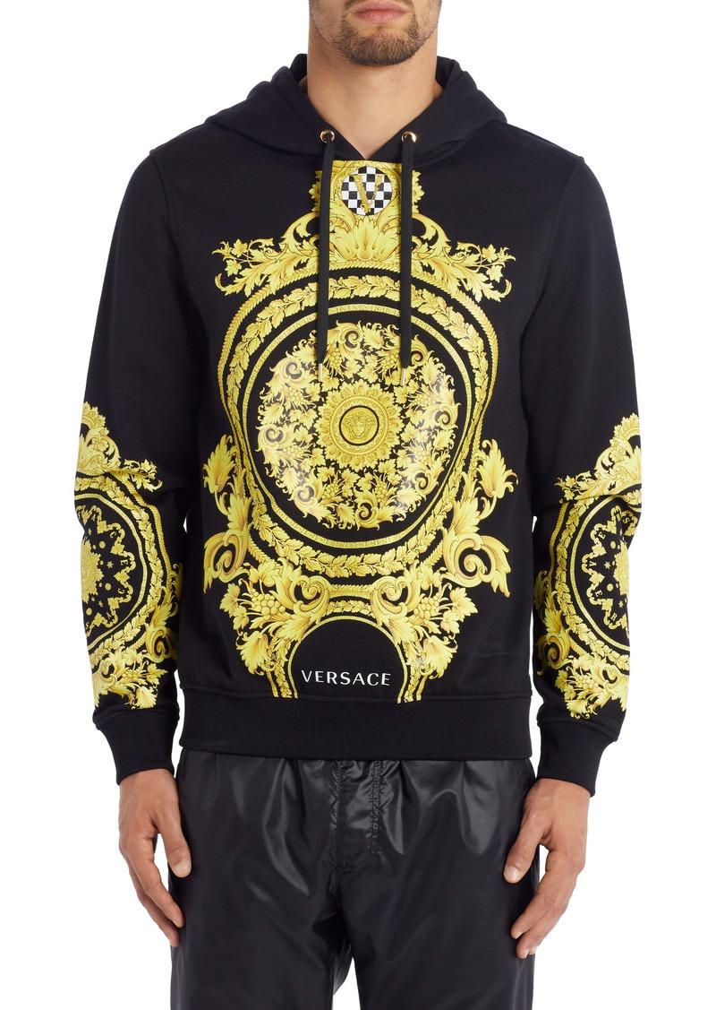 Versace Baroque Hoodie