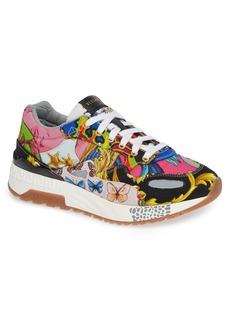 Versace Baroque Print Achilles Sneaker (Men)