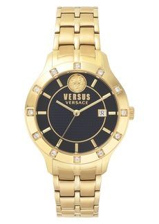 Versus Versace Brackenfell Swarovski Bracelet Watch, 38mm