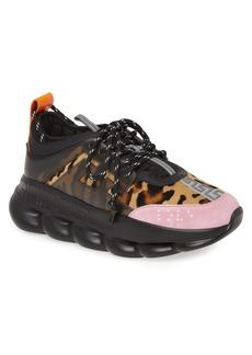 Versace First Line Sneaker (Men)