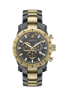 Versace Chrono Sporty Chronograph, 44mm