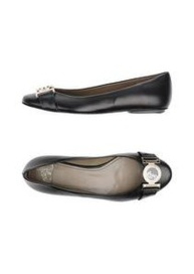VERSACE COLLECTION Ballet flats free shipping supply mxjXZQeU