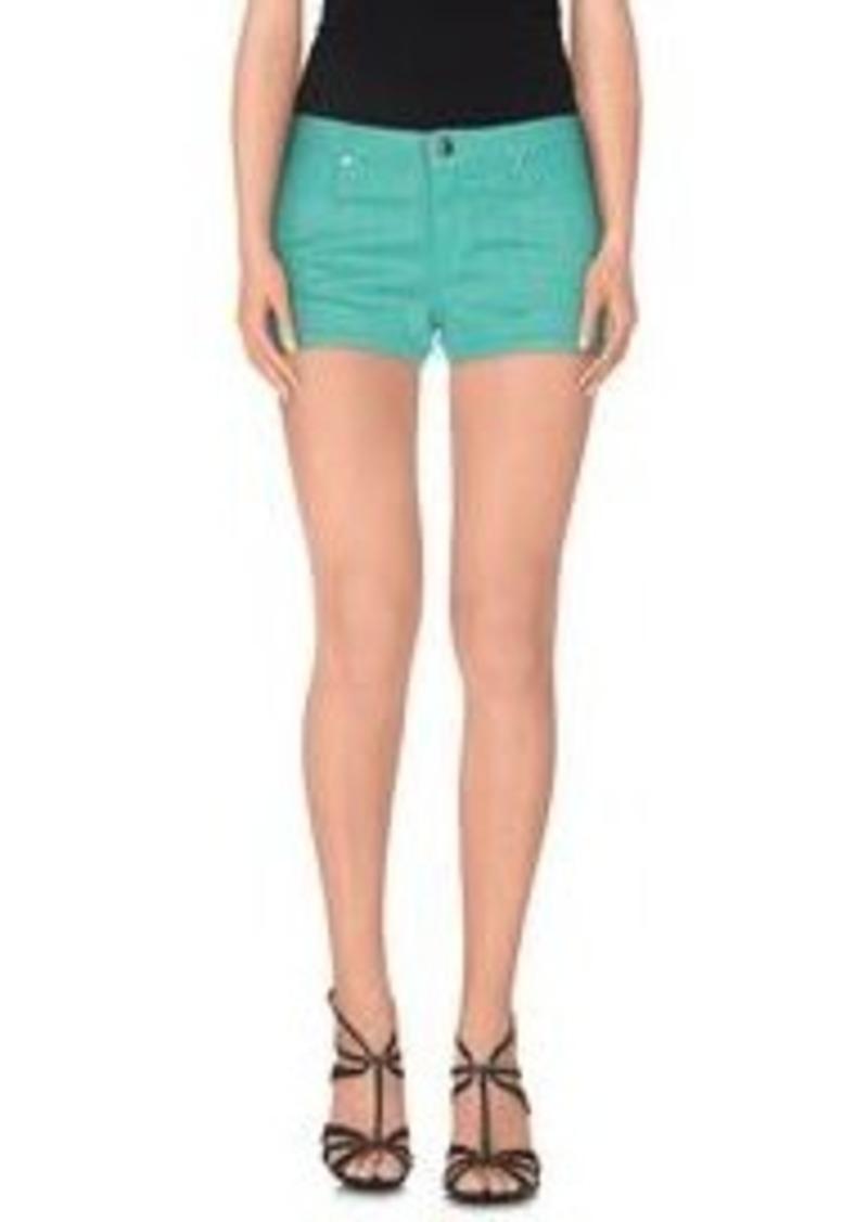 VERSACE COLLECTION - Denim shorts