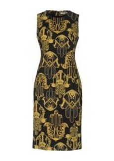VERSACE COLLECTION - Knee-length dress