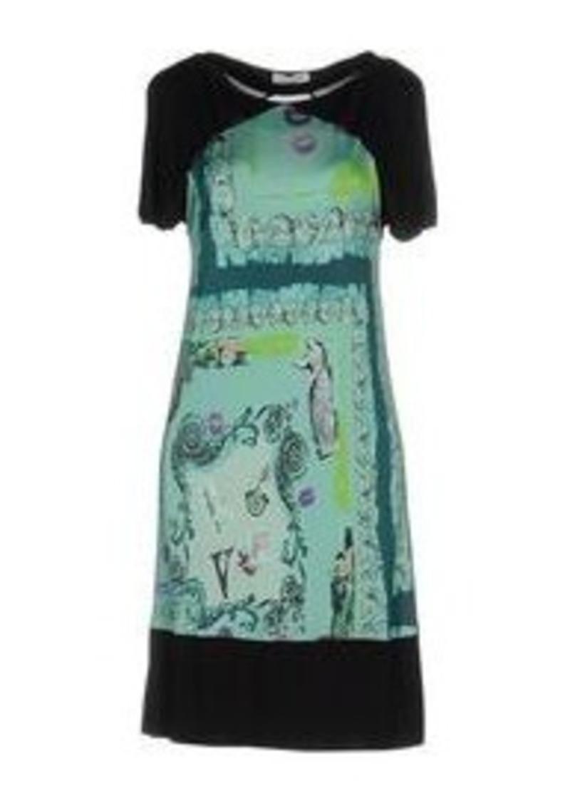 versace versace collection short dress dresses shop