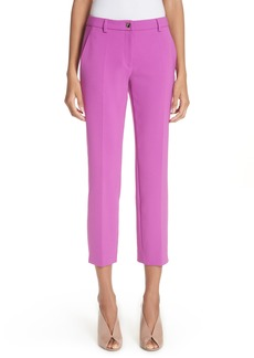 Versace Collection Ankle Straight Leg Pants
