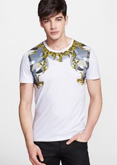 Versace Collection Baroque Print T-Shirt
