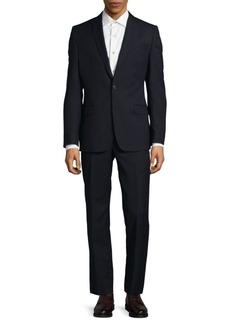 Versace Collection Classic Wool Suit