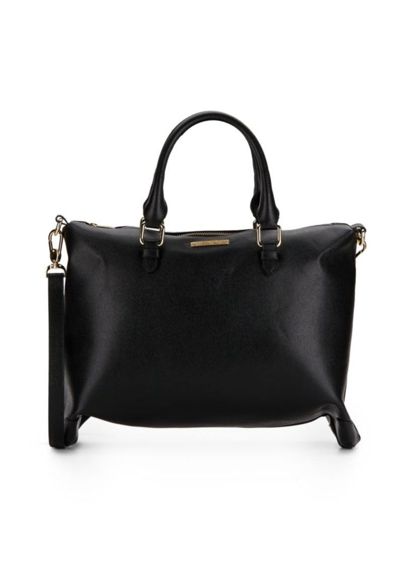 Versace Collection Dome Top Handle Bag