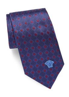 Versace Italian Silk Tie
