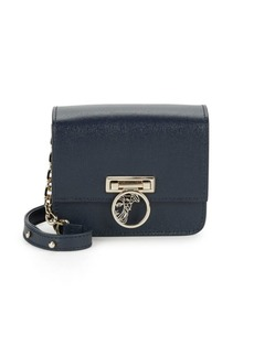 Versace Leather Crossbody Mini Bag