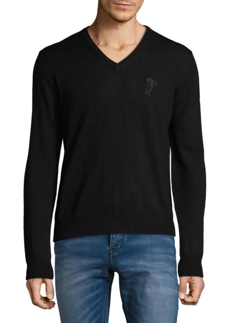 d71c18c0be8 Collection Maglia Scollo Nero Knit Sweater