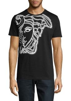 Versace Collection Medusa Head-Print Cotton Tee
