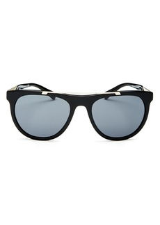 76e3f7306a6 Versace Collection Men s Flat Top Square Sunglasses