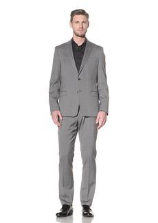 Versace Collection Men's Trend Fit 2-Button Suit