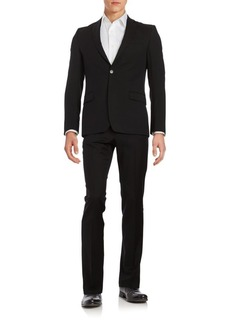 Versace Collection Regular-Fit Wool Suit