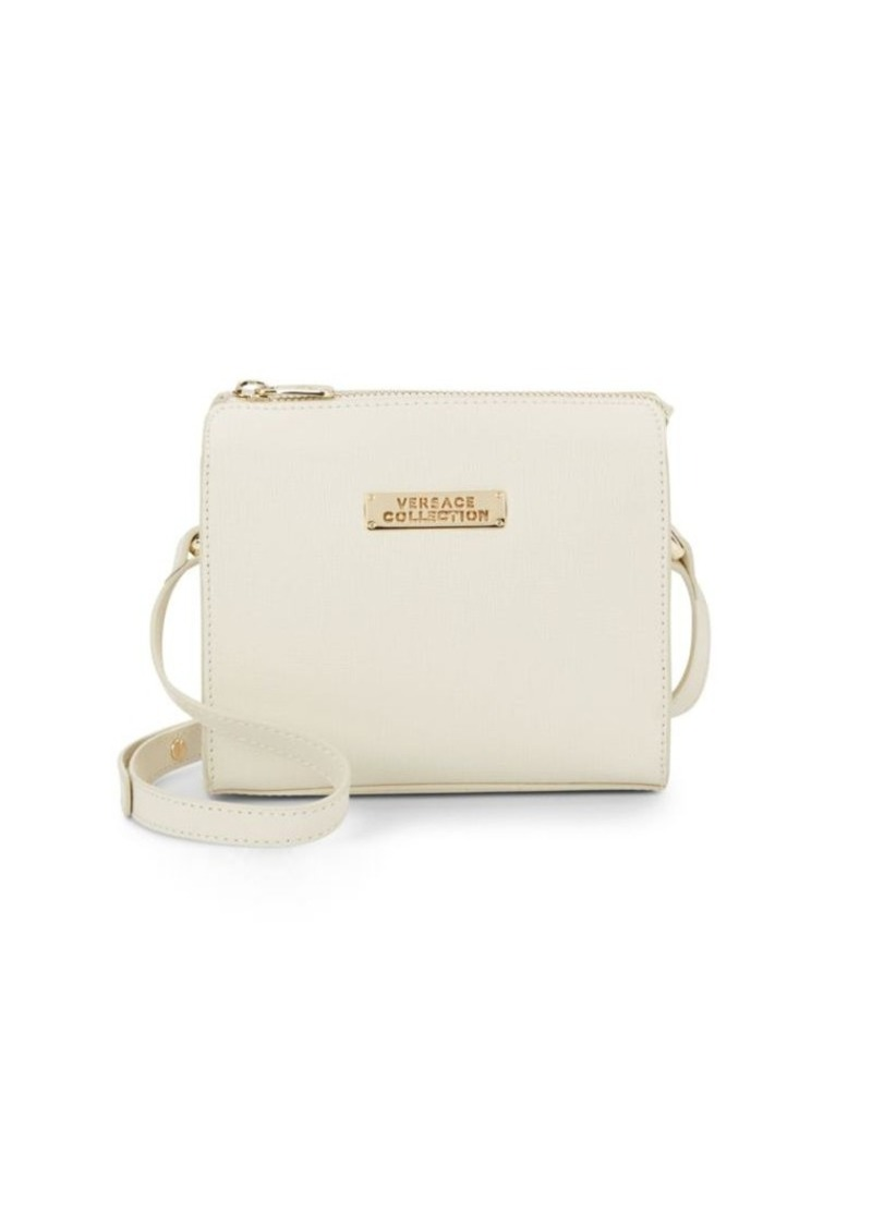 SALE! Versace Versace Collection Square Crossbody Bag aeb98c46805d9