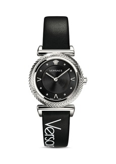 Versace Collection V-Motif Vintage Logo Watch, 35mm