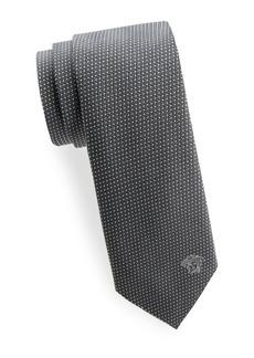 Versace Woven Silk Tie