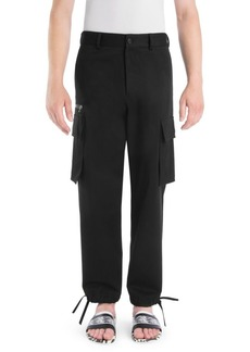 Versace Cotton Cargo Pants