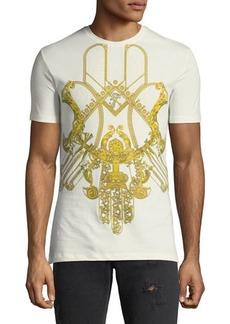 Versace Crewneck Graphic T-Shirt