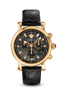 Versace Day Glam Chronograph Watch, 38mm