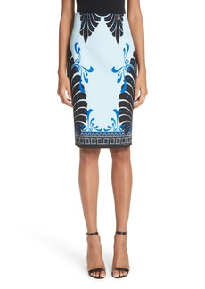 Versace Collection Eros Cady Pencil Skirt