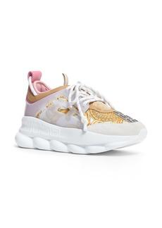 Versace First Line Chain Reaction Platform Sneaker (Women)