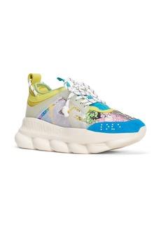 Versace First Line Chain Reaction Sneaker (Women)