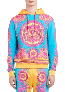 Versace Multicolor Felpa Hoodie