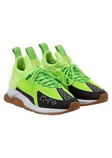 Versace Cross Chainer Neoprene Sneaker (Men)